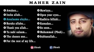 Maher Zain Top 15 Songs 2014   Audio HIGH