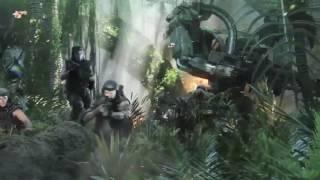 Avatar Fight Scene