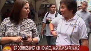 UB: Comm. Henares, nasaktan sa pahayag ni Duterte na buwagin na ang BIR