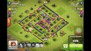 Clash Of Clans - Hướng dẫn xây dựng nhà Town Hall 7 PERFECT vừa thủ tài nguyên vừa thủ cúp