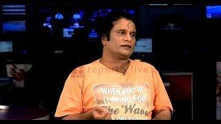Meet The Editors with Actor Hareesh Peradi │Reporter Live