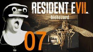 SHOO FLY! DON'T BOTHER ME! - Resident Evil 7: Biohazard in PSVR! (Part 7)