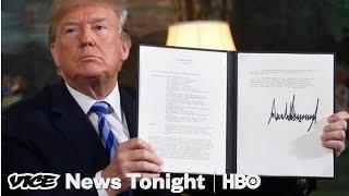 Trump Kills Iran Deal & CIA Secret Torture Project: VICE News Tonight Full Episode (HBO)