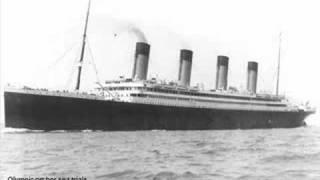 HMS Olympic (titanic´s sister)
