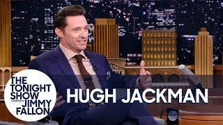 Hugh Jackman Celebrates Hot Christmas in Australia
