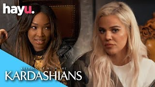 Tristan x Khloé Are A 'Work In Progress' | Season 16 | Keeping Up With The Kardashians