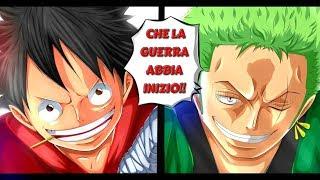One Piece Capitolo 914 Spiegato e Teoria - Che la Guerra abbia inizio! - Wano War