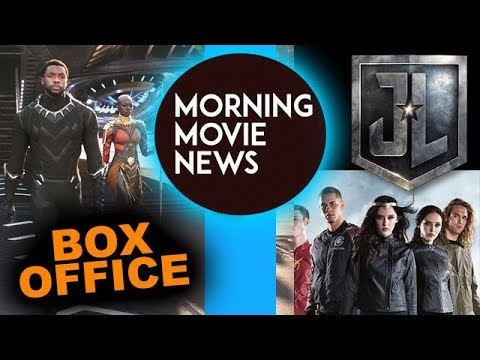 Xxx Mp4 Black Panther Box Office Predictions Hot Topic Justice League Clothing 3gp Sex
