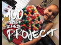 Download Video Download 100 DAYS OF SCHOOL PROJECT!  ll VLOG 60 3GP MP4 FLV