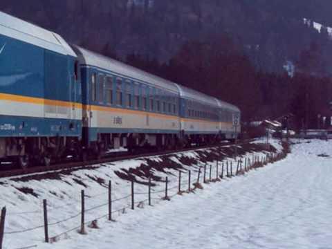 ALX von Oberstdorf Richtung Immenstadt