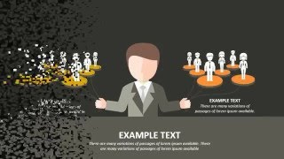 Human Resources Employees Download Keynote Template