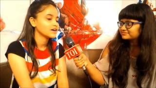 Nil Battey Sannata actress Ria Shukla talks about academics