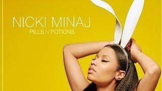 "Nicki Minaj ""Pills N Potions"" Official Video (Inspired Hair and Makeup)"