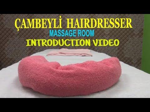 Xxx Mp4 çambeyli Kuaför Masaj Odasının Tanıtım Videosu Massage Room Introduction Video 3gp Sex