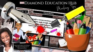 Impactful Marking | Diamond Education hub | NQT   PGCE Primary