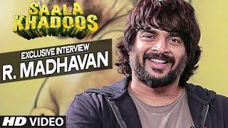 Exclusive Interview: R. Madhavan  | SAALA KHADOOS | T-Series