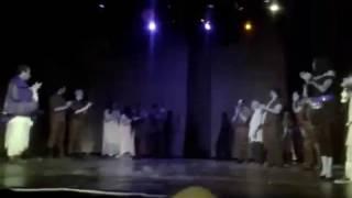 كلمة سيدة المسرح سميحة أيوب | مسرحية الأم شجاعة |