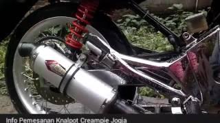 Video Knalpot Creampie Jogja Tiger / GL