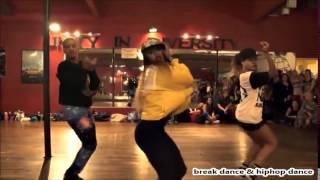 Nicki Minaj - Anaconda Dance (Break dance & Hiphop dance)