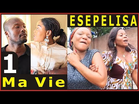 MA VIE 1 Mayo,Fatou,Herman, Modero, Viya,Moseka,Elko,Jinola ESEPELISA Nouveau Theatre Congolais 2017