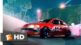 The Fast and the Furious: Tokyo Drift (3/12) Movie CLIP - Mastering The Drift (2006) HD