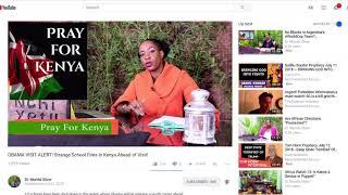 OBAMA ALERT----PRAY FOR AFRICA!!! Dr Mumbi Speaks Here!!!