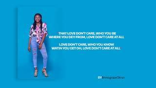 Simi Love Don't Care lyrics