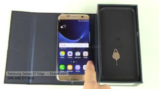 Samsung Galaxy S7 Edge Android 6.0 5.5 inch WQHD - Multi Language