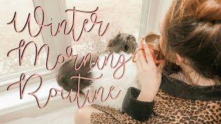 2018 Winter Morning Routine