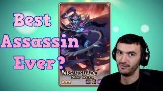 Soul Hunters- NEW Hero NightShade Spotlight!