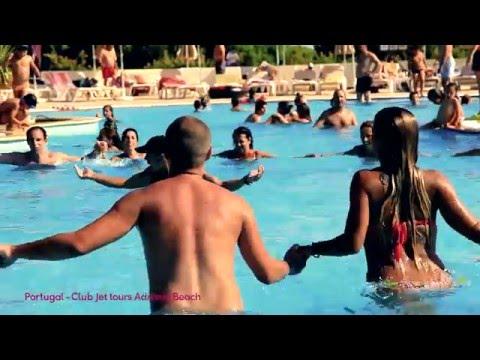 Club Jet tours Adriana Beach Algarve Portugal