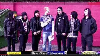 Chris Motionless funny moments