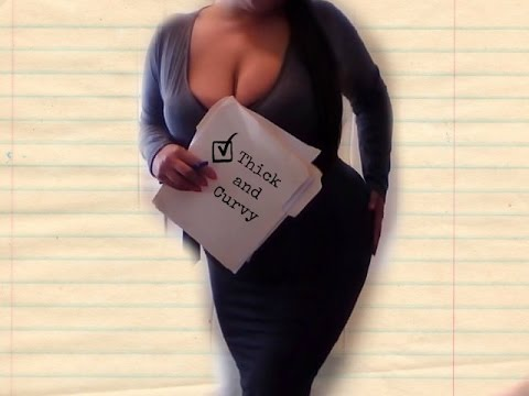 Xxx Mp4 SEXY SECRETARY Plus Size OOTD 3gp Sex