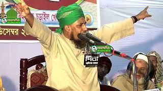হাসি-কান্নার চরম মজার ওয়াজ | মাওলানা মুফতী ওয়ালিউল্লাহ  bangla waz Mufti Oliullah