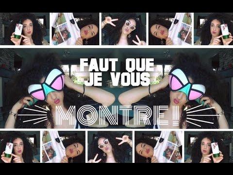 Faut que je vous MONTRE ! (mode,cheveux,make-up ect...)