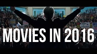 Movies in 2016 - Mashup Movie Trailer