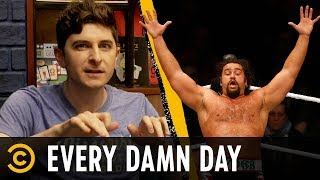 Rusev Wins a Shot at a Wrestling Title & A Russian Troll Hits NYC - Every Damn Day