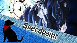 CHRONOS - Zeitschatten Speedpaint
