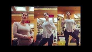 Tiger Zinda Hai movies song Sunny Leaoun Dance   sweg se swagat  hot dance  tiger zinda hai