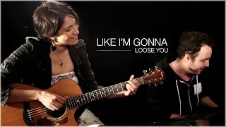 Meghan Trainor - Like I'm Gonna Lose You ft. John Legend (Cover by Jake Coco & Kat McDowell)