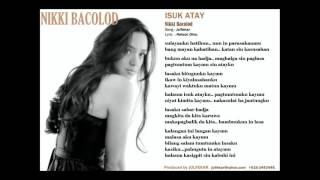 ISUK ATAY – Nikki Bacolod (TEASER from 'Langan Atay' Album). Produced by JULFEKAR.