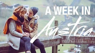 A WEEK IN AUSTRIA | Wonderful You Travel Vlog