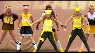 Dance Moms - Whip My Hair - Audio Swap