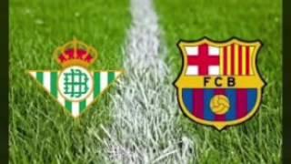 مباراه برشلونه و ريال بيتس بث مباشر بتاريخ 20-8-2016 الدوري الإسباني 2016