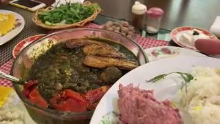 Cooking Class in Iran: Ghormeh Sabzi Recipe