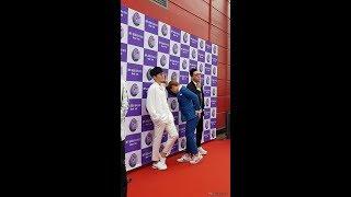 20180613 휘성(realslow) Mnet The_call 레드카펫  현장