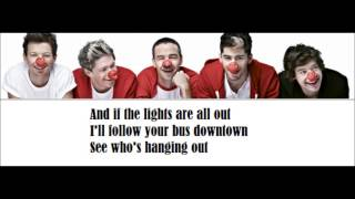 One Way Or Another - One Direction  [Lyrics]