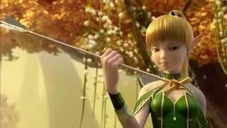 Dragon Nest Movie 2: Throne of Elves Trailer