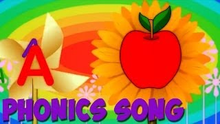 Phonics ABC Songs Collection for Children - Phonics Songs Nursery Rhymes | HooplaKidz TV