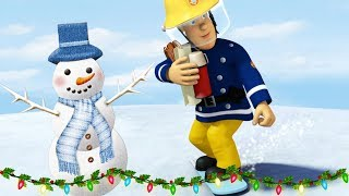 Fireman Sam New Episodes   SPECIAL   Christmas 🎁 Snowball of Doom 🎄1h Marathon   Kids Movies